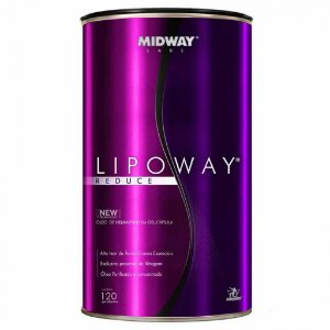 Lipoway Reduce (120Caps) - Midway
