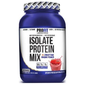 Isolate Protein Mix Refil (900g) - Profit