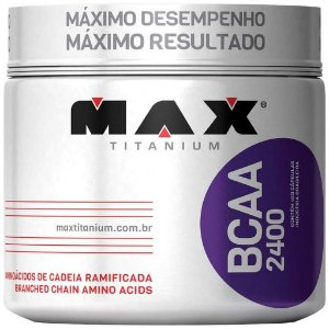 Bcaa 2400 (450caps) - Max Titanium