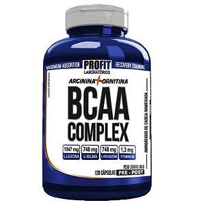 Bcaa Complex (60caps) - Profit