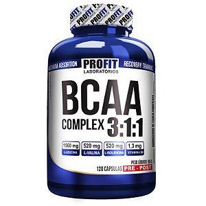 Bcaa Complex (120caps) - Profit