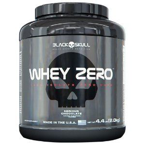 Whey Zero (2kg) - BlackSkul
