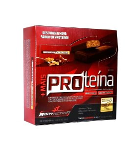+ Mais Proteína (12und) - Body Action