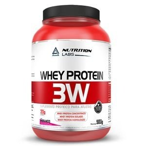 3W Whey Protein (900g) - Nutrition Labs