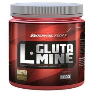 L-Glutamina (500g) - Body Action