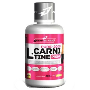 L-Carnitine PRO-F (480ml) - Body Action