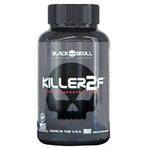 Killer2F (60caps) - Black Skull