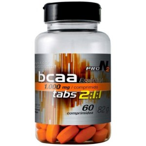 BCAA 1G (120tabs) - ProNutrition