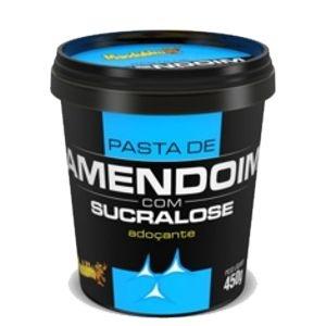 Pasta de Amendoim com Sucralose (450g) - Mandubim