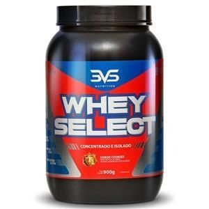 Whey Select (900g) - 3VS Nutrition