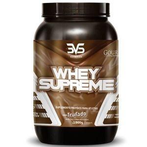 Whey Supreme Trufado (900g) - 3vs