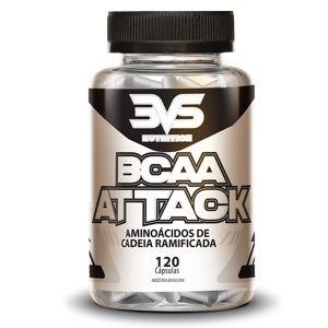 BCAA Attack (120caps) - 3VS
