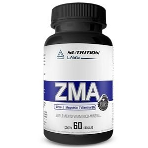 ZMA (60caps) -Nutrition Labs