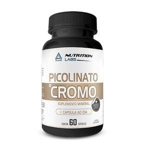 Picolinato De Cromo (60caps) - Nutrition Labs
