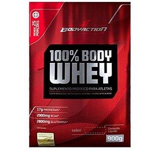 100% Body Whey (900g) - Body Action