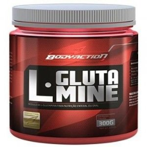 L-Glutamina (300g) - Body Action