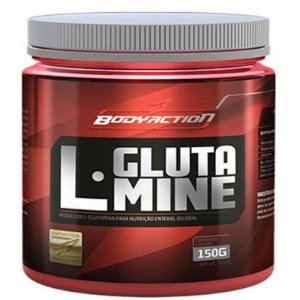 L-Glutamina (150g) - Body Action