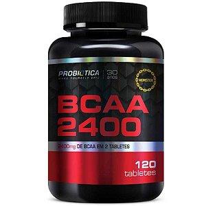 BCAA 2400 (120tabs) - Probiotica