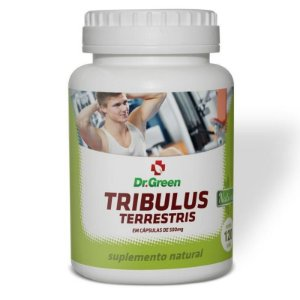 Tribulus Terrestris (120 Cápsulas) - Dr. Green