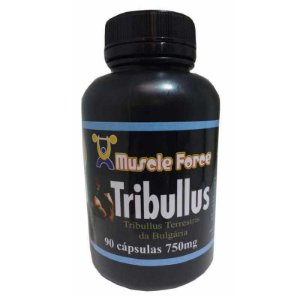Tribullus  (90 Cápsulas) - Muscle Force