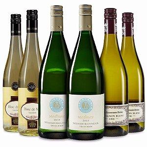 Trio de Blancs 6 garrafas