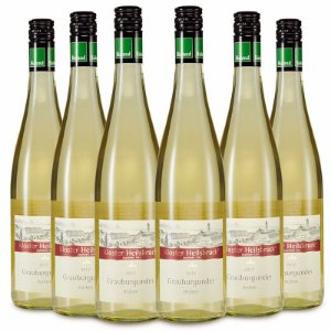 Kit Pinot Gris biodinâmico  - 6 garrafas