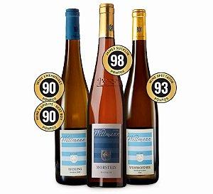 Kit vinicola TOP 5   - 3 garrafas