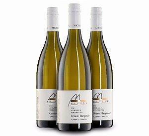 Kit com 3 garrafas de Michel Pinot Gris Kabinett seco