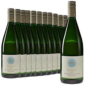 Kit Pinot Blanc Biodinâmico de litro - 12 garrafas