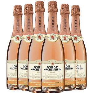 Espumante Blanc et Noir rose - 6 garrafas