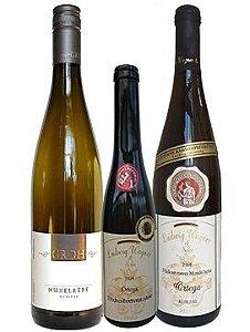 Kit Vinhos de Sobremesa - 3 garrafas