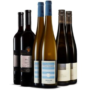 Kit Rheinhessen com 6 garrafas