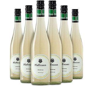 Kit Chardonnay com 6 garrafas