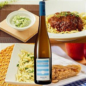 CHEF TOBIAS: Menu do Opa harmonizado com um dos melhores Rieslings da Alemanha - Almoço para 2 pessoas
