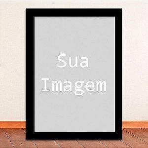 Quadro Personalizado - Moldura + Poster