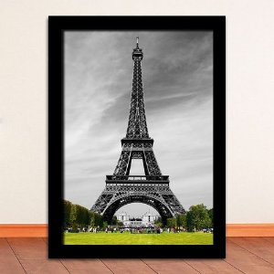 """Quadro - Paris """"Torre Eiffel"""""""
