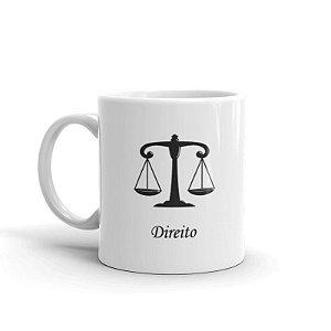 Caneca Profissões - Direito