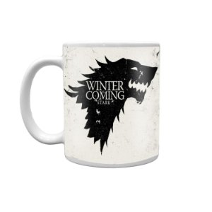 Caneca House Stark Game Of Thrones