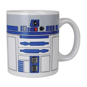 Caneca Geek Star Wars R2D2
