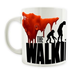 Caneca Geek Série The Walking Dead