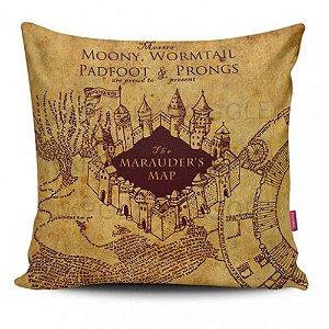 Almofada - Mapa Do Maroto Harry Potter