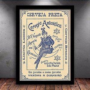 Poster com Moldura - Retro / Vintage   Mo.20