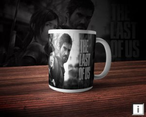 Caneca The Last Of Us
