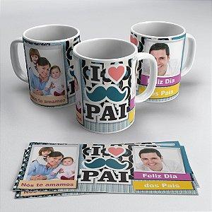 Caneca Dia dos Pais - Personalizada 2