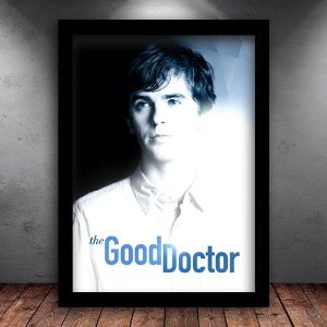 Poster com Moldura - The Good Doctor