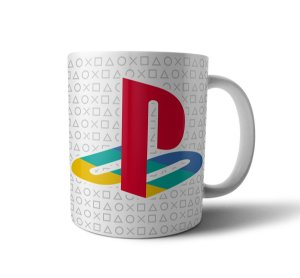 Caneca Playstation Fã