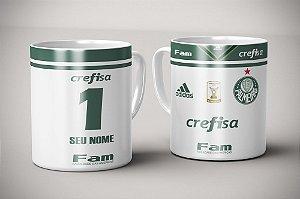 Caneca Personalizada - Time Palmeiras