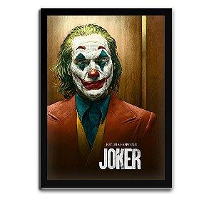 Poster com Moldura - Coringa The Joker #2