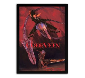 Poster com Moldura - Codevein