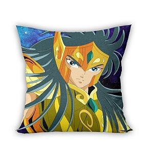 Almofada - Cavaleiros do Zodíaco Camus